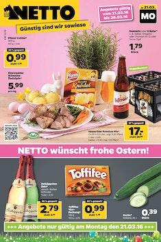 NETTO + Netto Marken-Discount  angebote prospekt