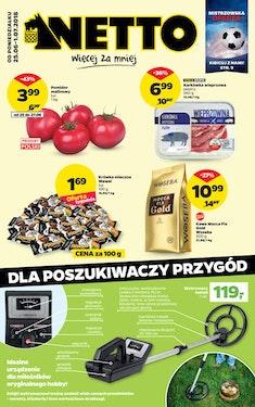 Gazetka Promocyjna Netto Oferta Ulotki Promocje Ceny